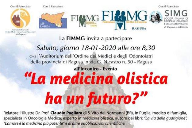 incontro la medicina olistica ha un futuro